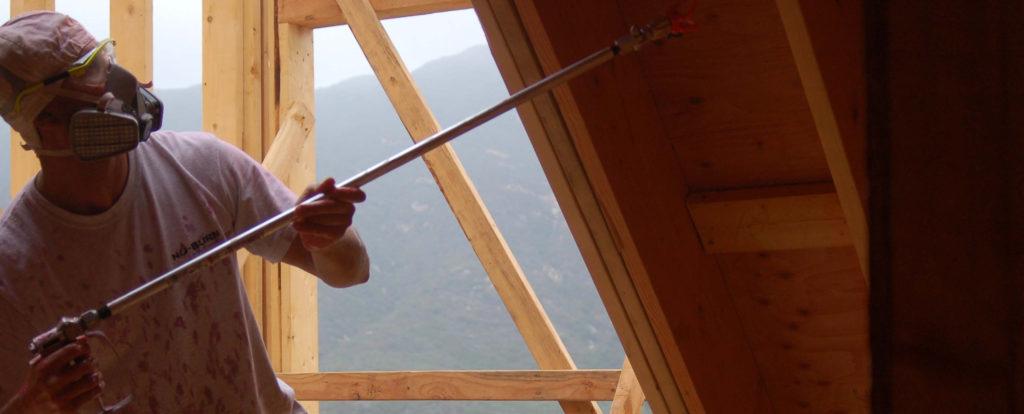 Огнезащита для деревянных конструкций