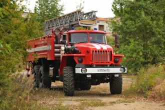 Пожарная безопасность в лесах России